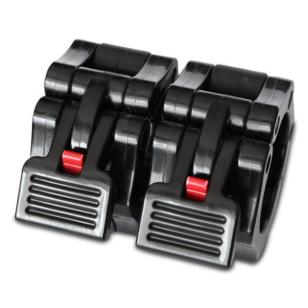 Olympic Lock Jaw Collars-Pair