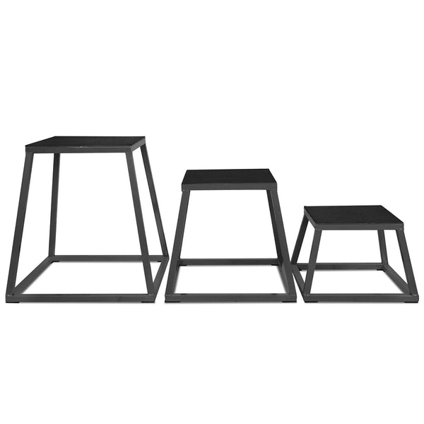 CORTEX Steel Plyo Box Set 30/45/60cm