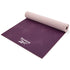 Yoga Mat - Geometric Purple