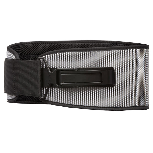 Reebok Flexweave Powerlifting Belt - White