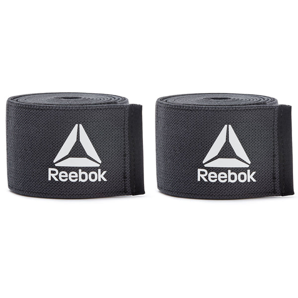 Reebok Knee Wraps - Black