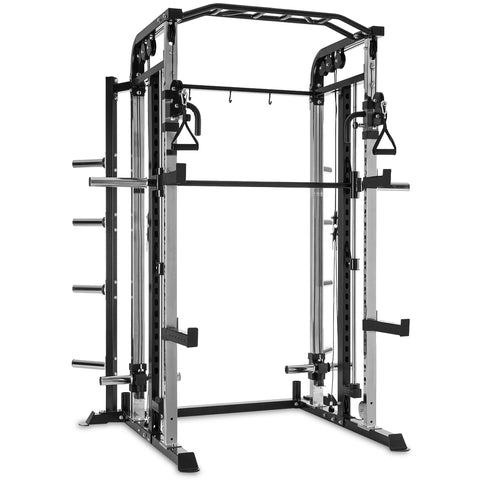 GS-10 Multi-functional Smith and Cable Machine