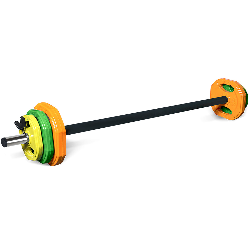 Pump/Studio Barbell Weight Set 20kg