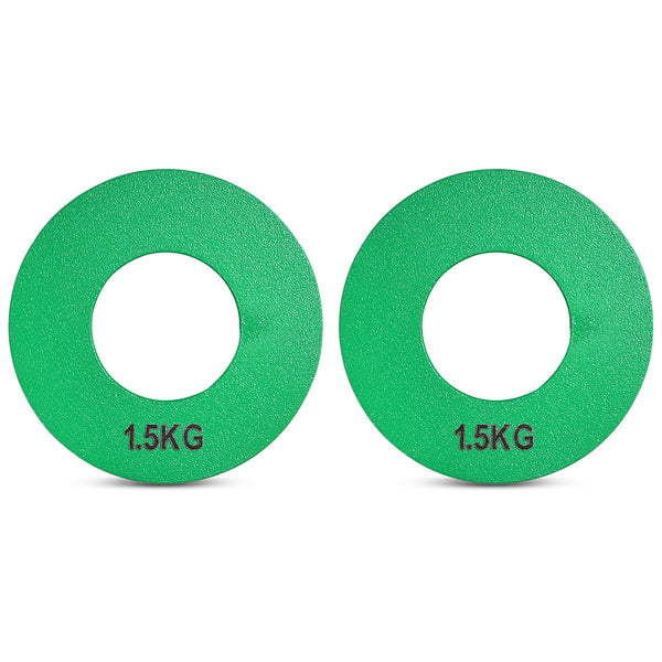 Fractional Plate 6.5kg Pack (0.25 to 1.5kg)