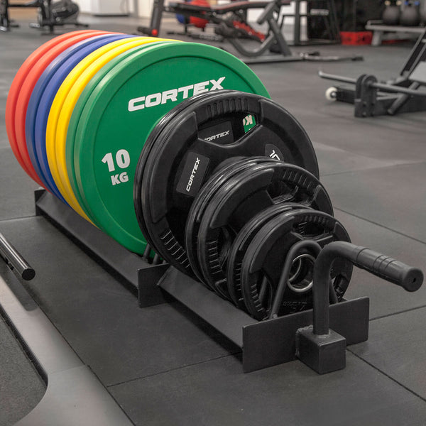 CORTEX Toaster Rack Weight Plate Holder