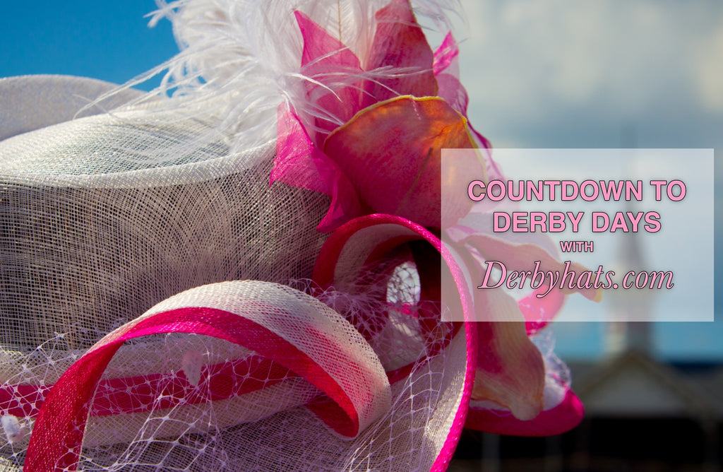The Countdown to Derby Days with DerbyHats.com