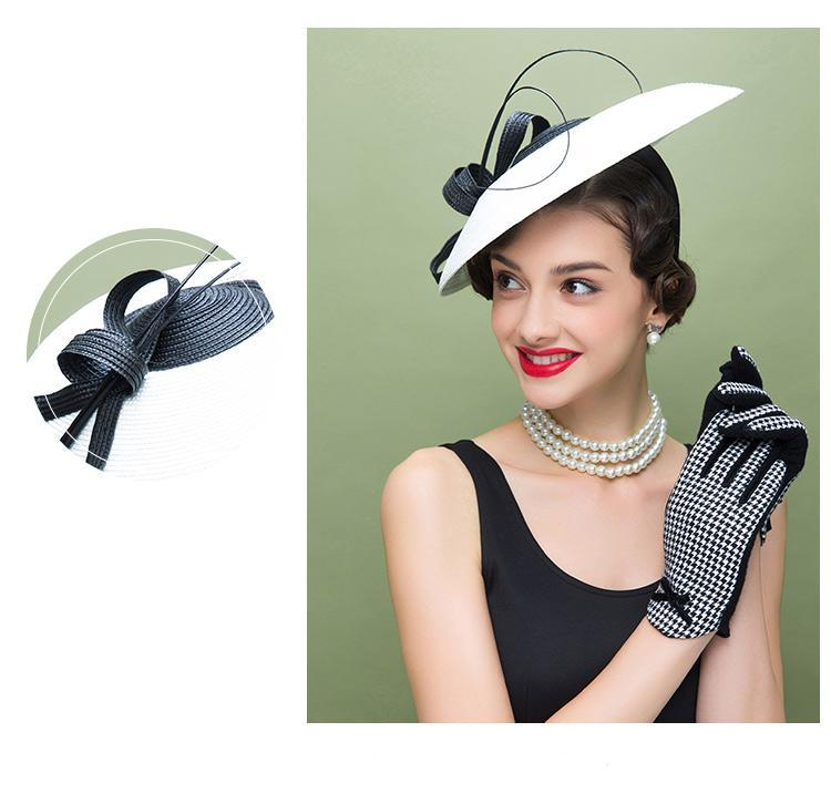 Cookies & Cream – Women's Derby Hat - DerbyHats.com