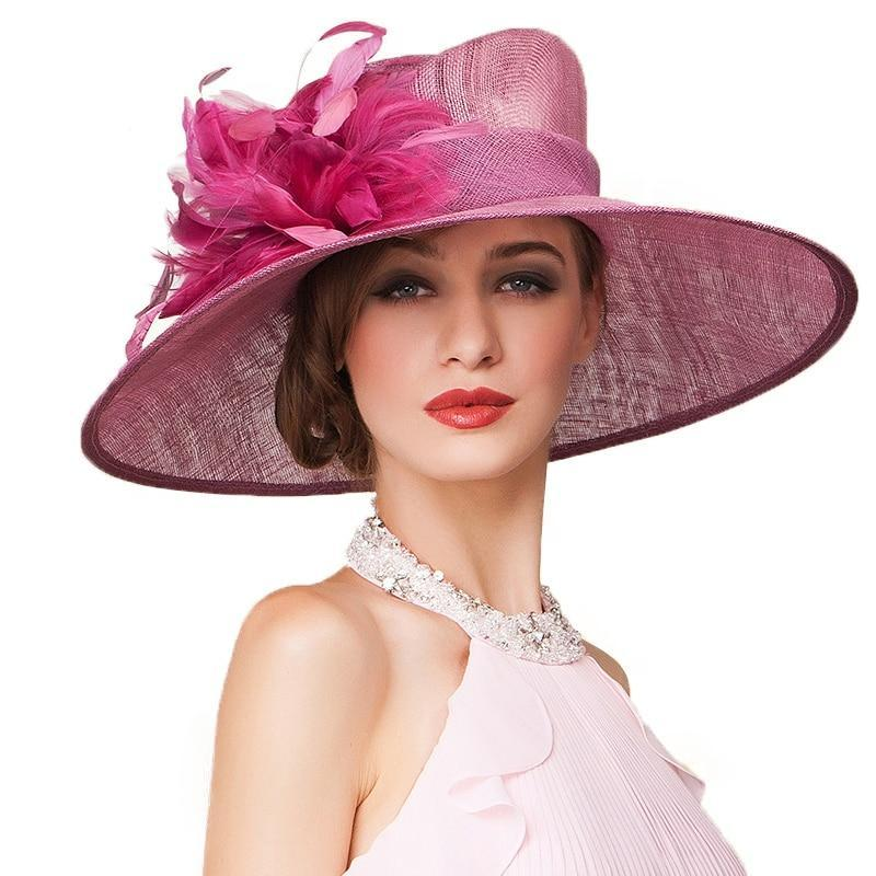 Major Accent – Women's Derby Hat - DerbyHats.com