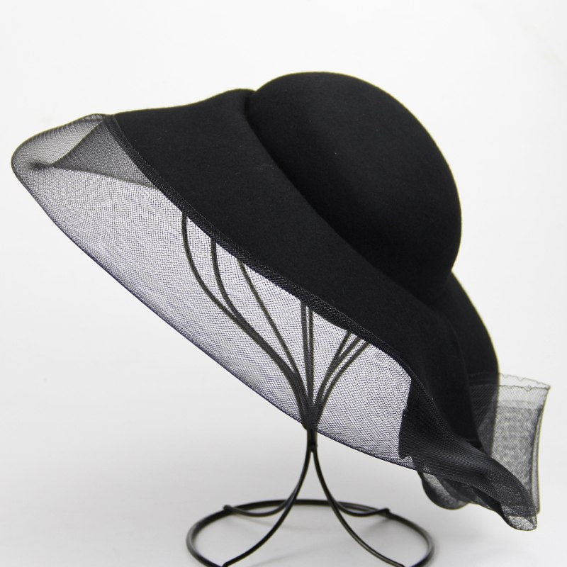Smooth Licorice – Women's Derby Hat - DerbyHats.com