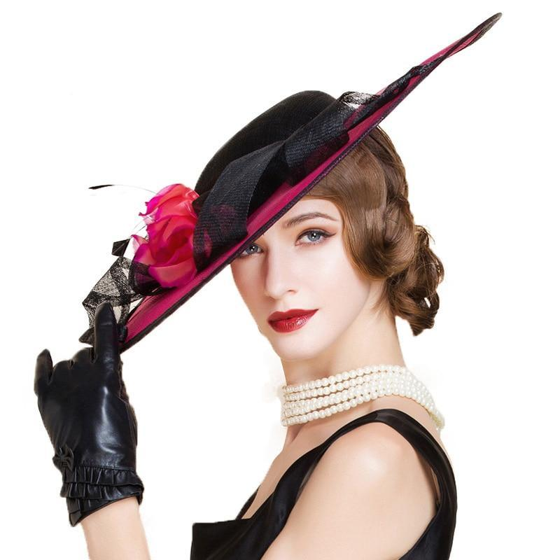 Lady Vixen – Women's Derby Hat - DerbyHats.com