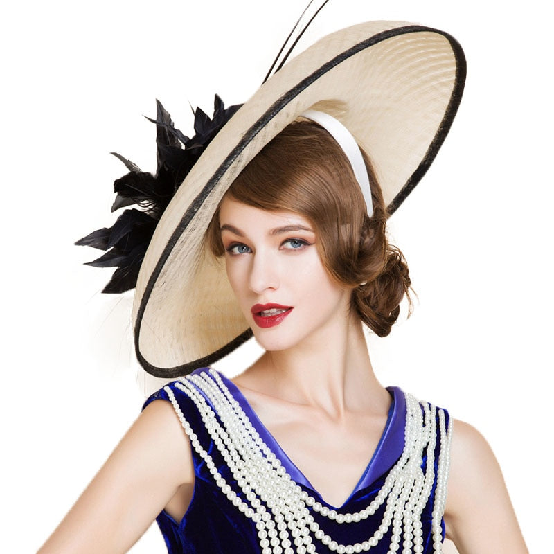 Well Hello There – Women's Derby Hat - DerbyHats.com