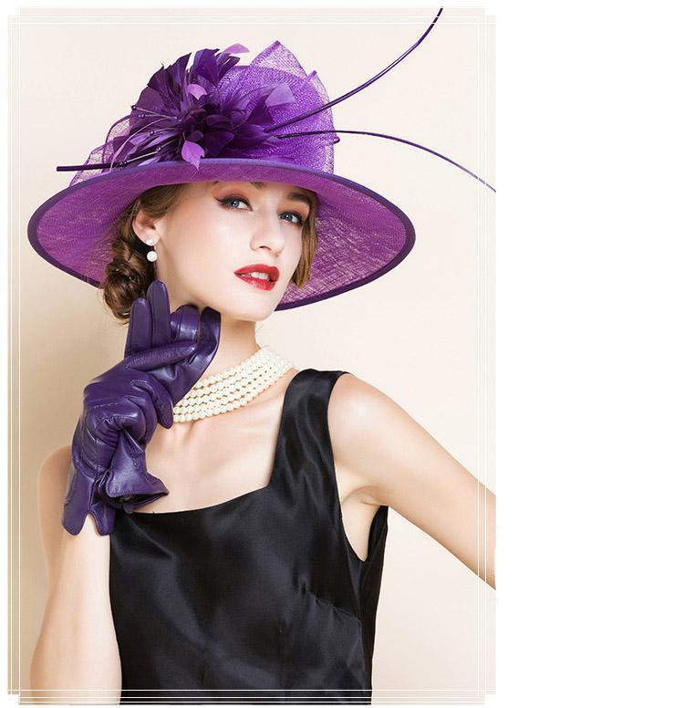 Grand Central – Women's Derby Hat - DerbyHats.com