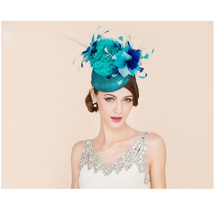 Playful Pandora – Women's Derby Hat - DerbyHats.com