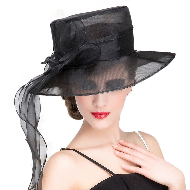 Aristocratic Vixen – Women's Derby Hat - DerbyHats.com