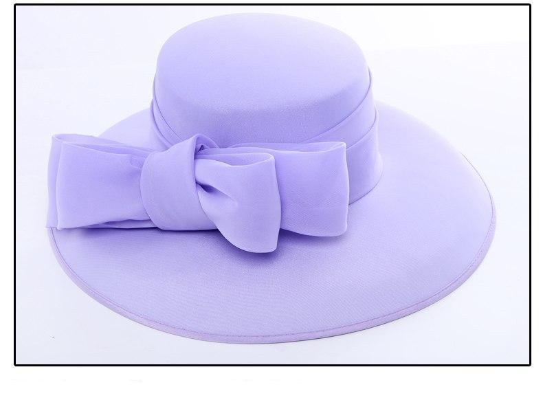 Distinctive Bow – Women's Derby Hat - DerbyHats.com