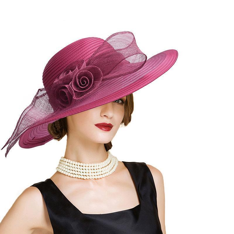 Banner Day – Women's Derby Hat - DerbyHats.com
