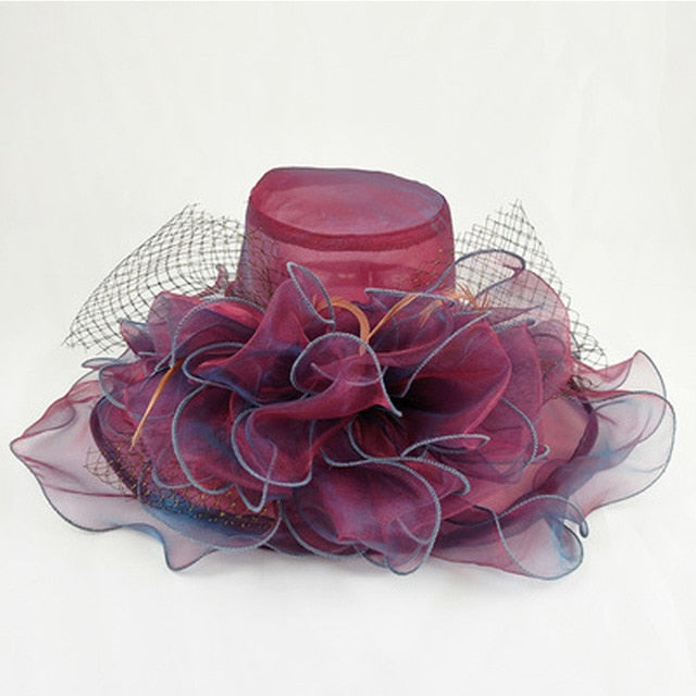 Derby Party – Women's Derby Hat - DerbyHats.com