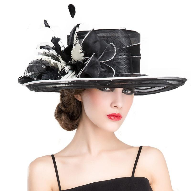 Bandit Beauty – Women's Derby Hat - DerbyHats.com