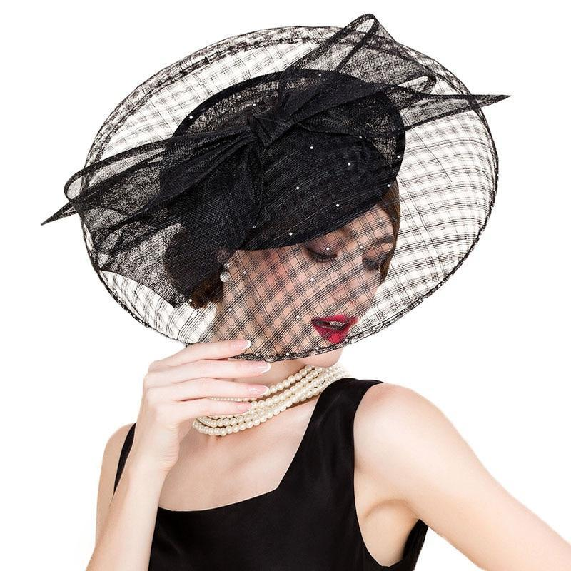 Seductive Executive – Women's Derby Hat - DerbyHats.com
