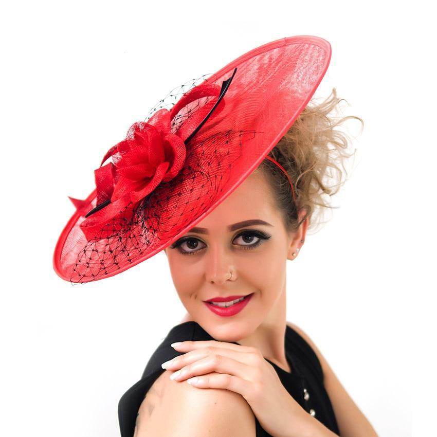 Side Glance – Women's Derby Hat - DerbyHats.com