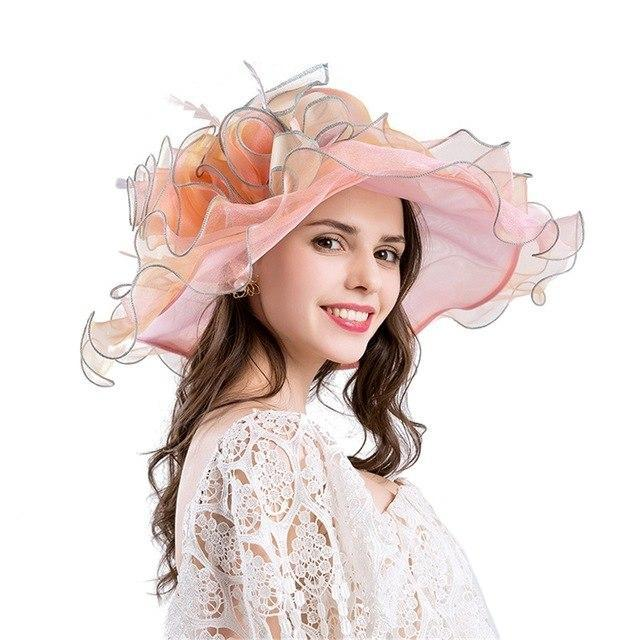 Serendipity Spree – Women's Derby Hat - DerbyHats.com