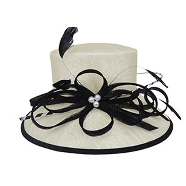 Carefree Smile – Women's Derby Hat - DerbyHats.com