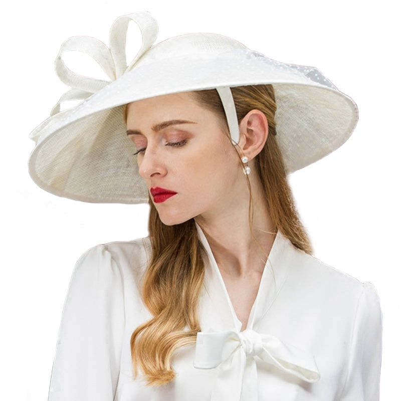 White Ribbon Winner – Women's Derby Hat - DerbyHats.com