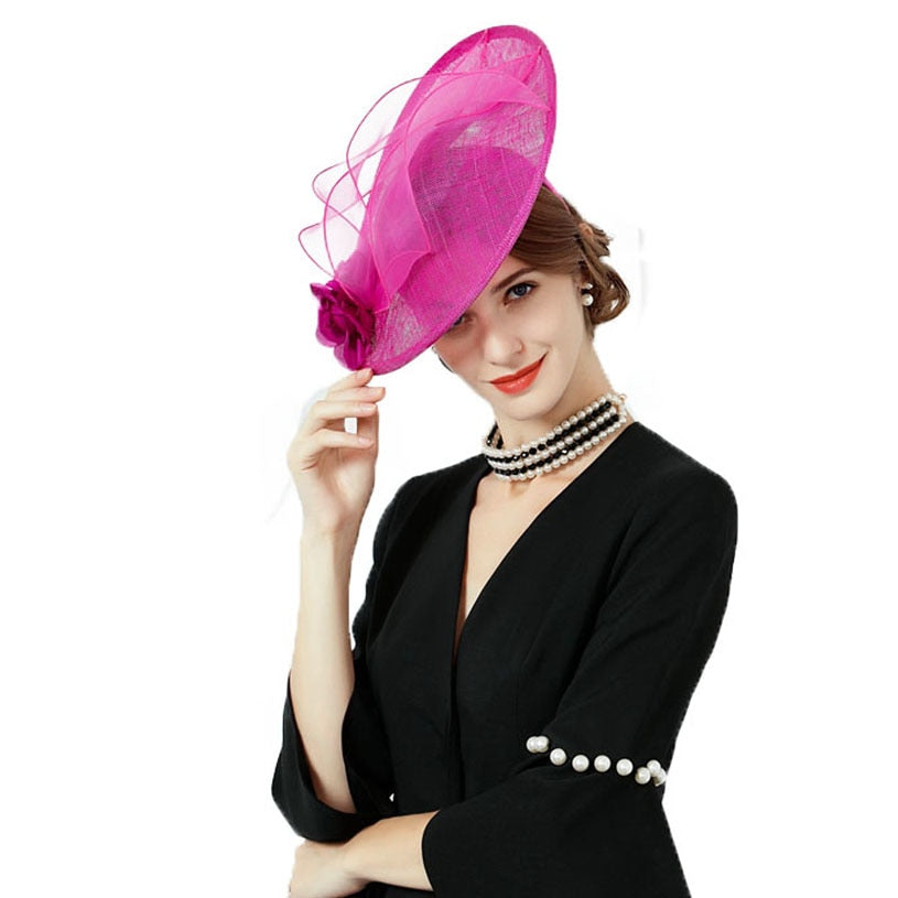 Loud Silence – Women's Derby Hat - DerbyHats.com