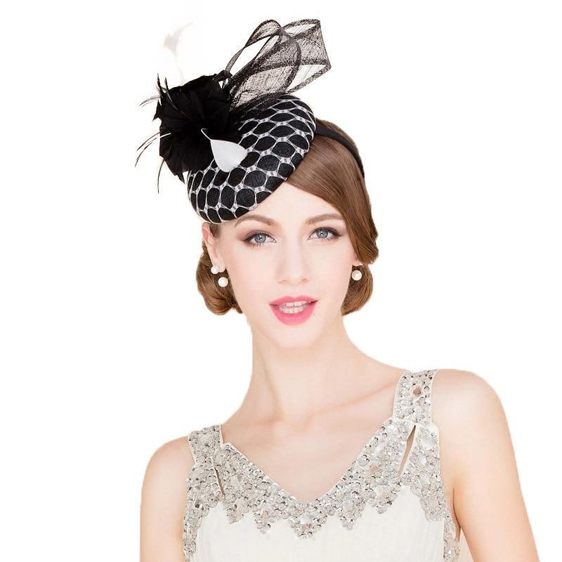 Black Honeycomb – Women's Derby Hat - DerbyHats.com
