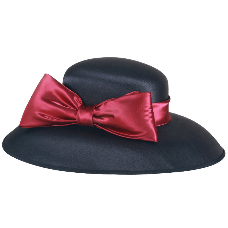 Beaming Bow – Women's Derby Hat - DerbyHats.com