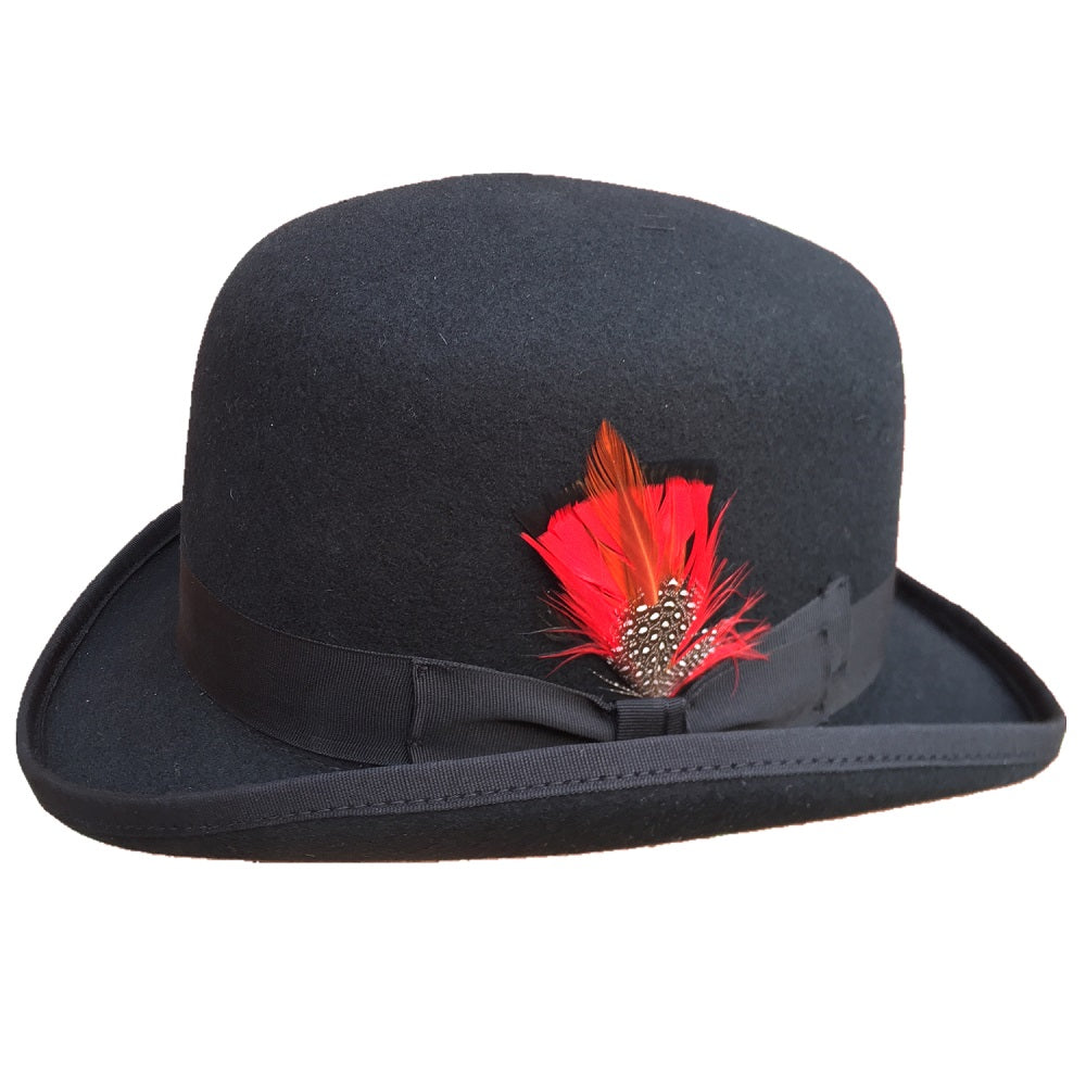 Fire Bird – Men's Derby Hat - DerbyHats.com