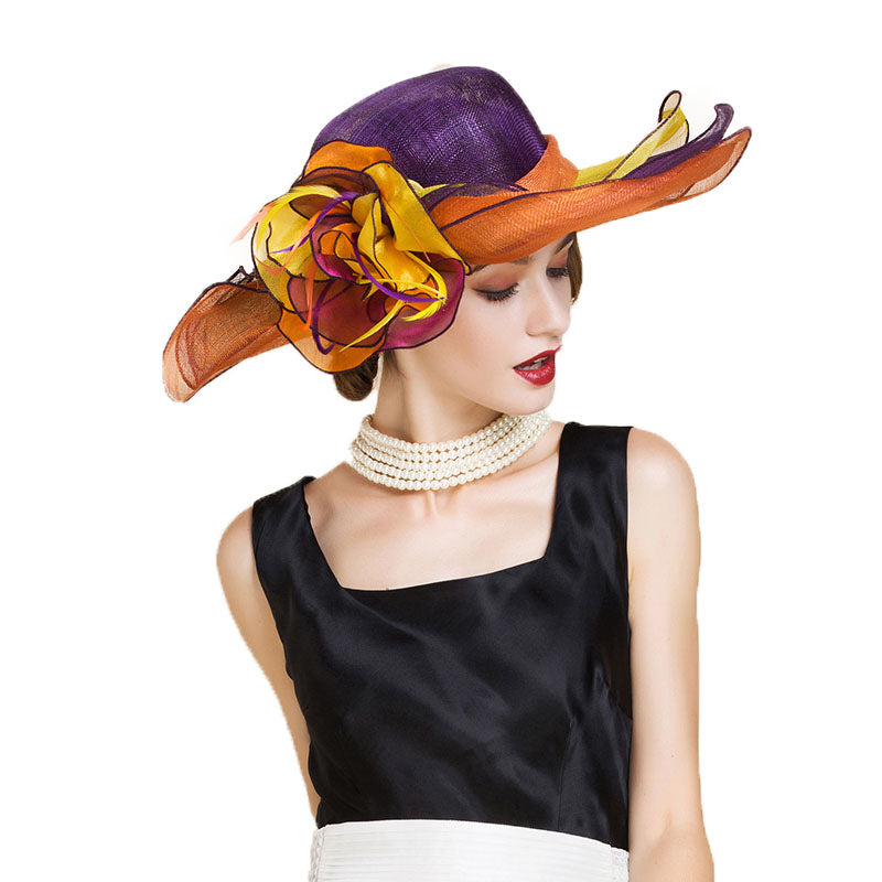 Subtle Yet Sure – Women's Derby Hat - DerbyHats.com