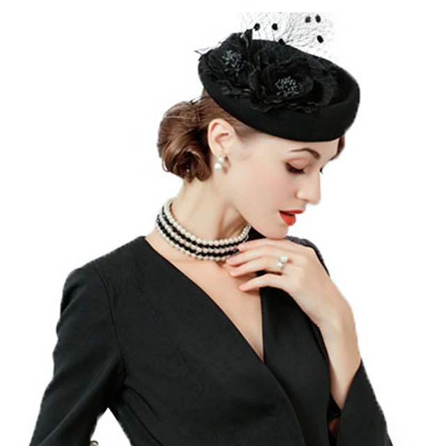 Retro Stiletto – Women's Derby Hat - DerbyHats.com