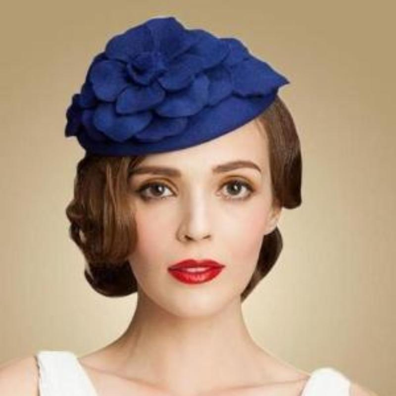 Flower Patch – Women's Derby Hat - DerbyHats.com