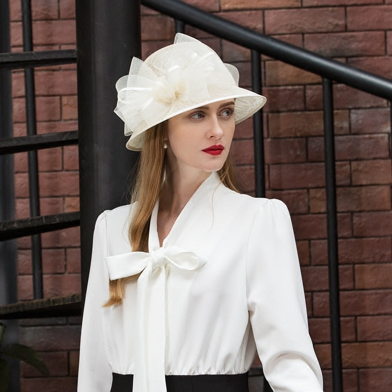 Whispering Willow – Women's Derby Hat - DerbyHats.com