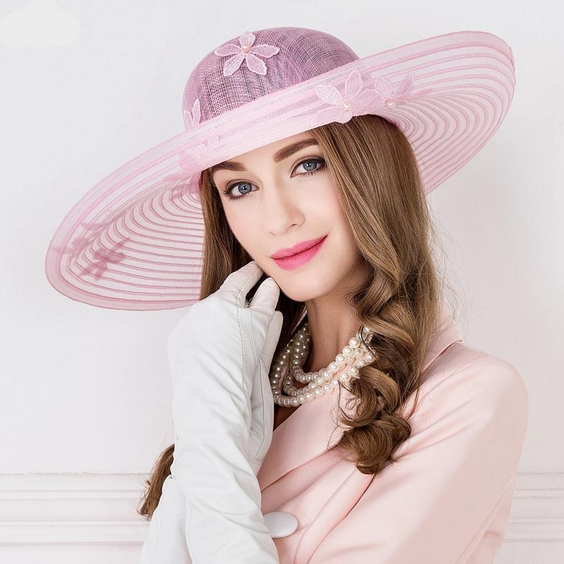 Not So Shy After All – Women's Derby Hat - DerbyHats.com