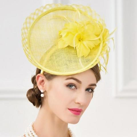 Canary Road – Women's Derby Hat - DerbyHats.com