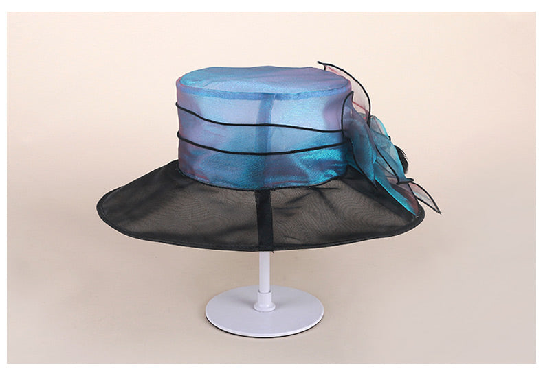 Metallic Glow – Women's Derby Hat - DerbyHats.com