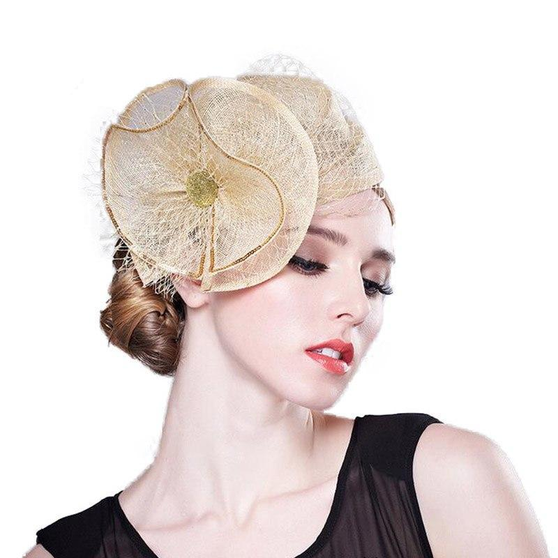 Apricot Sunrise – Women's Derby Hat - DerbyHats.com