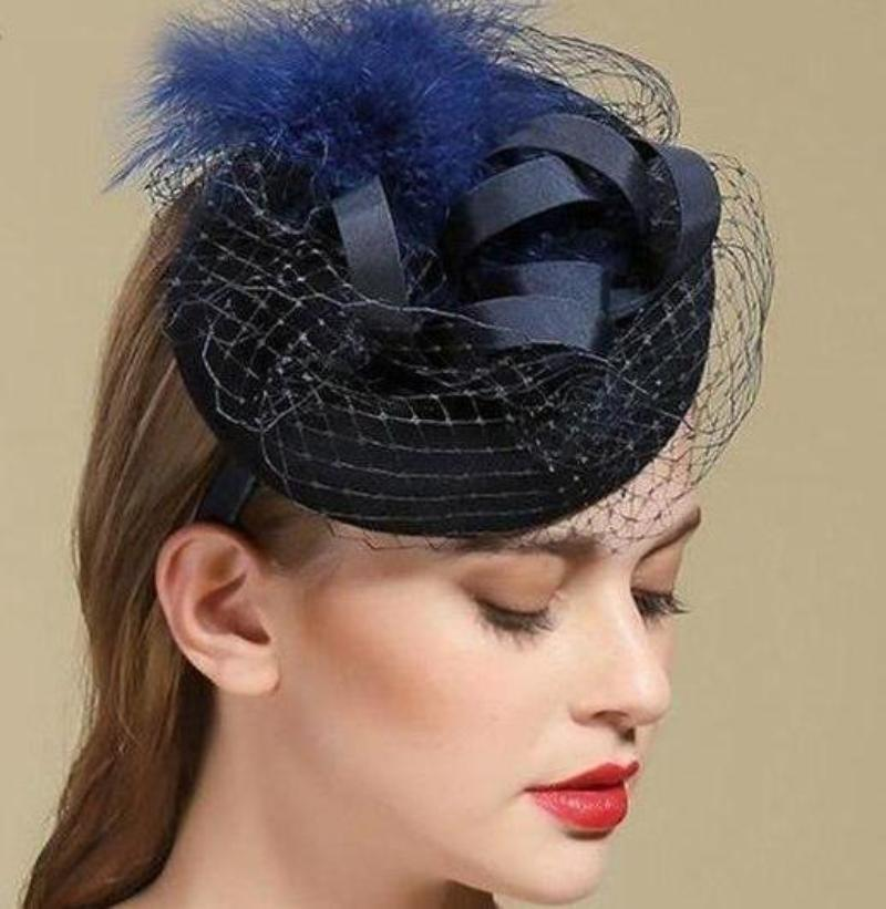 Maltese Falcon – Women's Derby Hat - DerbyHats.com