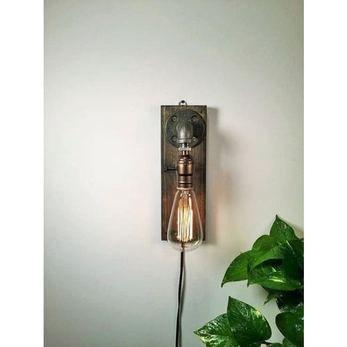 Industrial Lighting-Steampunk Lamp