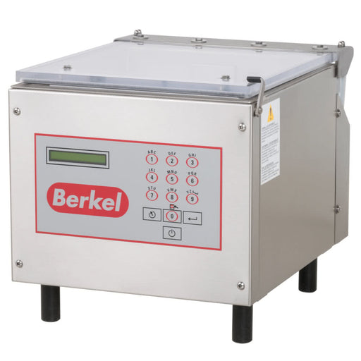 "Berkel 350D-STD Chamber Vacuum Packaging Machine with Two 19"" Seal Bars"