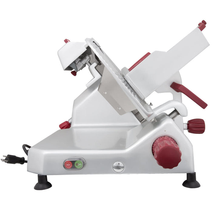 "Berkel 829A-PLUS 14"" Manual Gravity Feed Meat Slicer - 1/2 hp"