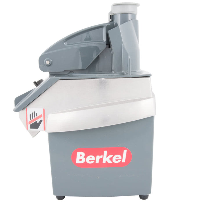 Berkel C32/2-STD Continuous Feed Food Processor with Shredder / Slicing Plates - 1 1/2 hp