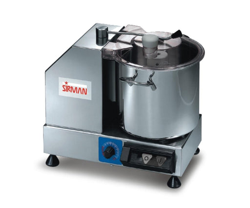 Sirman C9 VV 9 Quart Variable Speed Cutter/Mixer w/ Removable Bowl
