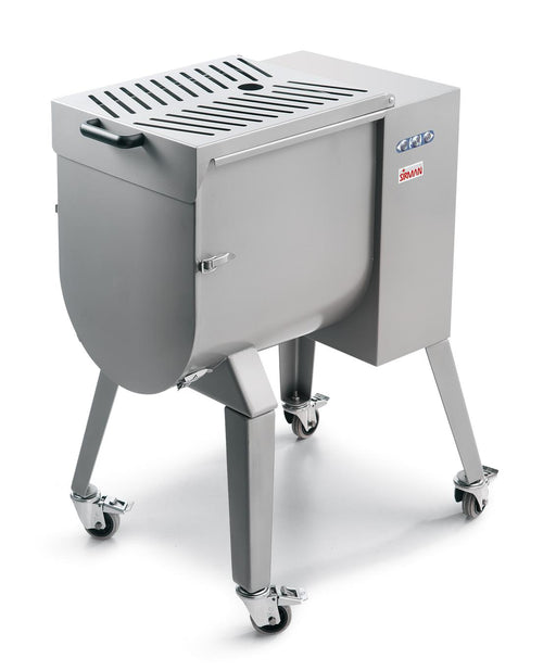Sirman IP 50 M 110 lb Capacity Floor Model Electric Meat Mixer - 2.5HP