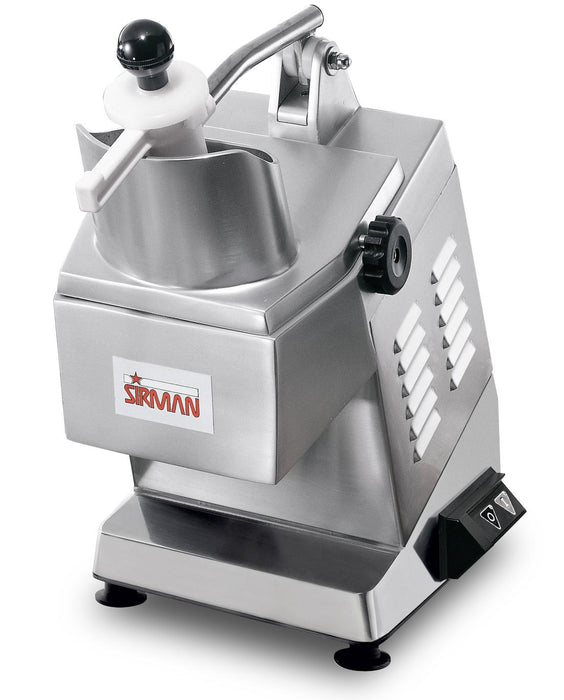 Sirman TM A Continuous Feed Operation Electric Food Processor 3/4 HP