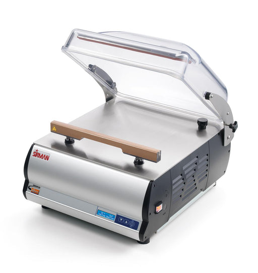 "Sirman W8 40 DX Single Chamber Countertop Vacuum Sealer w/ 16"" Seal Bar"