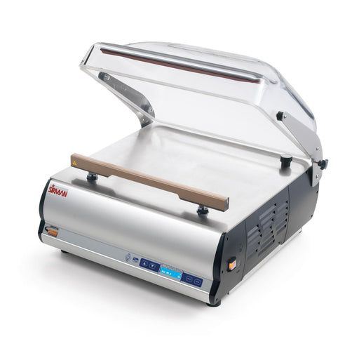 "Sirman W8 50 DX Single Chamber Countertop Vacuum Sealer w/ 20"" Seal Bar"