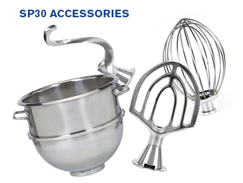 SP30 30 QUART MIXER